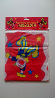 Clown tablecloth (Code 1356)